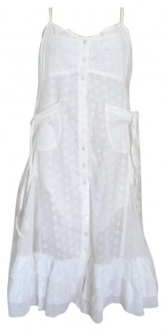 Chaudry short dress White on Tradesy