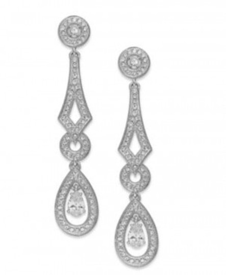 Preload https://item3.tradesy.com/images/eliot-danori-crystal-and-cubic-zirconia-rhodium-plated-pave-linear-drop-1-ct-tw-earrings-131777-0-0.jpg?width=440&height=440