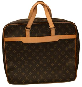 Louis Vuitton Tote in Brown Logo
