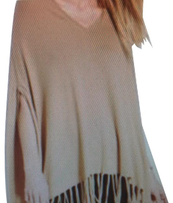 Item - Tan Poncho/Cape Size 14 (L)