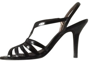 Preview International Black Sandals