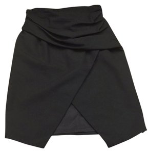 Black Halo Skirt Blac