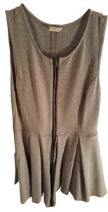 Club Monaco short dress Gray Summer Style on Tradesy