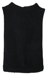 H&M Winter Textured Vest Wool Sweater