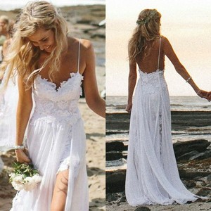 Beach Wedding Dress Wedding Dress