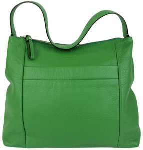 Kate Spade Leather Pebbled Hobo Bag