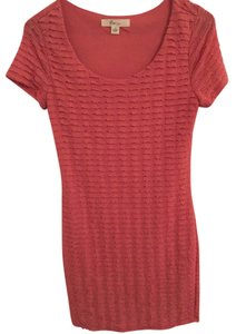 Forever 21 short dress Coral Xxi on Tradesy