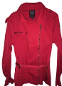 Black Label Pink Red Jacket