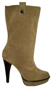 Calvin Klein taupe Boots