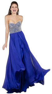 Jovani Prom Strapless Beaded Dress