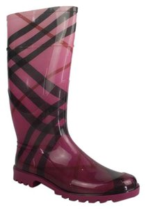 Burberry Pink/purple Boots