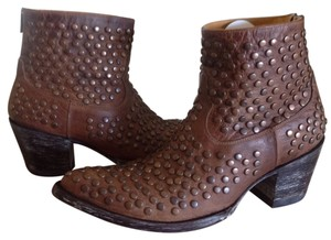Old Gringo Studded Brass Boots