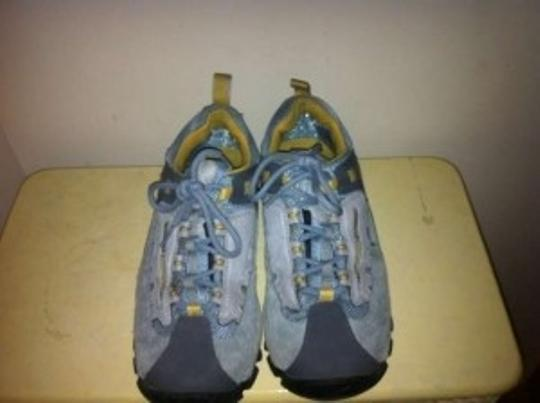 Timberland light blue and grey Athletic