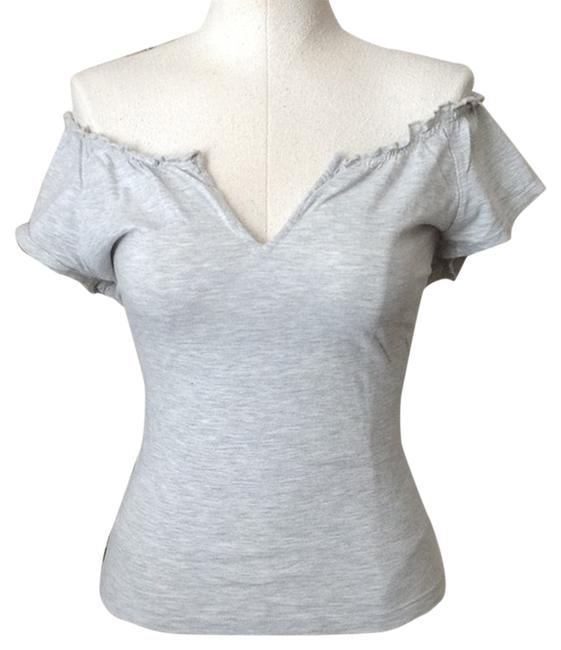 Preload https://item4.tradesy.com/images/abercrombie-and-fitch-gray-t-shirt-1318698-0-0.jpg?width=400&height=650