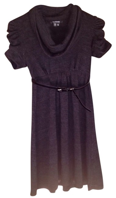 Preload https://img-static.tradesy.com/item/13187221/my-michelle-super-cute-cowl-neck-sweater-mid-length-workoffice-dress-size-0-xs-0-1-650-650.jpg