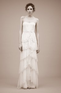 Jenny Packham Cascade Wedding Dress