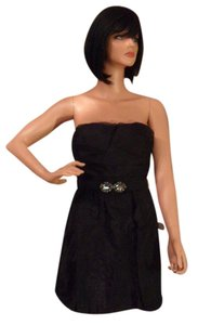 BCBG Max Azria Blac Silk Dress