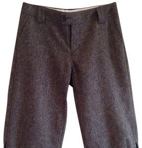 Banana Republic Capris Gray