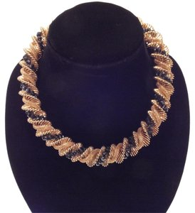 Other Gold Weave Choker
