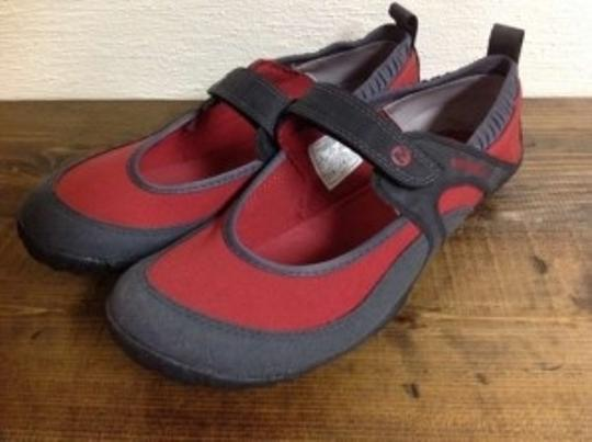 Merrell Red & Grey Athletic