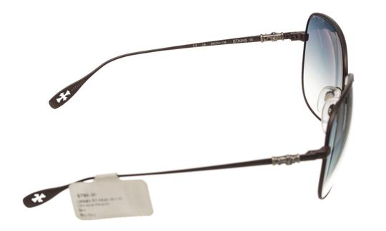 Chrome Hearts Chrome Hearts Brown and Blue Stains III Sunglasses NEW 6295 Image 2