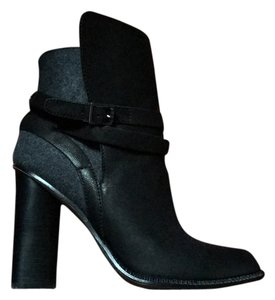 Twelfth St. by Cynthia Vincent Black ant grey Boots