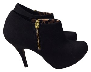 Christian Siriano for Payless Black Boots