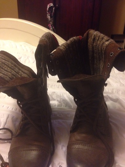 Steve Madden Dusty Brown Boots