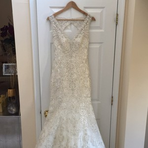 Allure Bridals Mj15 Wedding Dress
