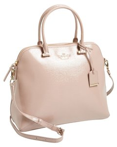 Kate Spade Margot Tote Rosewater Bloom Satchel in Pink
