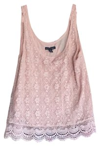 American Eagle Outfitters Top Pale pink