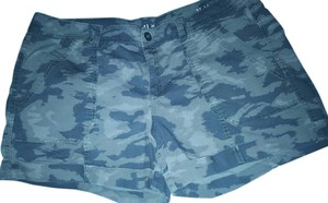 a.n.a. a new approach Size 14 Cuffed Shorts Camoflage