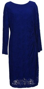 Ralph Lauren Stretchy Quality Fabric Lace Dress