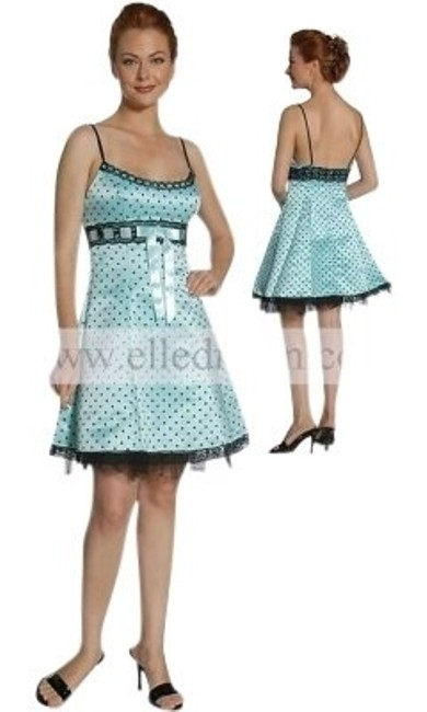 Preload https://item2.tradesy.com/images/lenovia-blue-with-black-polka-dots-name-usa-style-6276-description-polyester-short-above-knee-formal-131951-0-0.jpg?width=400&height=650