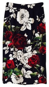 Dolce&Gabbana Skirt Black, red, white