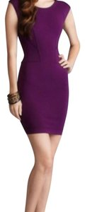 French Connection Back Zipper Bodycon Tight Going Out Dress