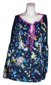 Matthew Williamson Impulse Top Multicolor