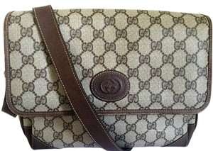 Gucci Messenger Rare Cross Body Bag