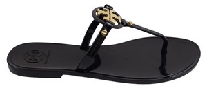 Tory Burch Miller Miller Black Sandals
