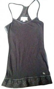 Abercrombie & Fitch Top Dark Grey