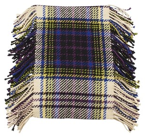 Burberry Burberry Multi-Color Cashmere & Wool & Chiffon Scarf (76155)