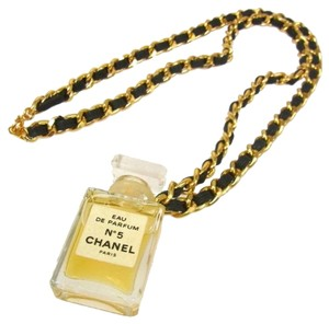 Chanel Perfume necklace 176586
