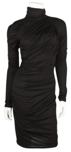 Giambattista Valli short dress Black on Tradesy