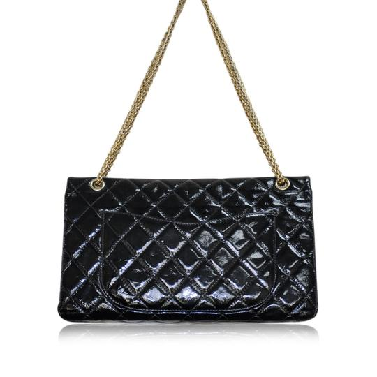 Chanel Reissue Reissue Patent Leather Patent Quilted Shoulder Bag