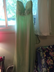 Eden Light Green #7397 Dress