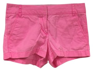 J.Crew Mini/Short Shorts Hot pink