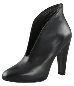 Pedro Garcia Leather Hidden Platform black Boots