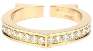 Cartier CARTIER 18K Yellow Gold Diamond Ring B4052455