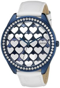 Guess Guess Iconic Women's Blue Analog Watch U0535L2