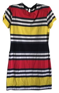 French Connection short dress Stripe on Tradesy